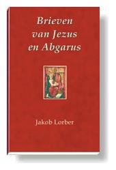 Foto van de kaft van 'Brieven van Jezus en Abgarus'