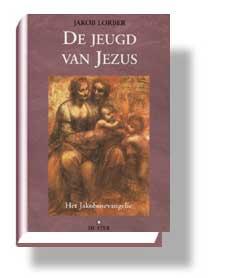 Foto van de kaft van 'De jeugd van Jezus'